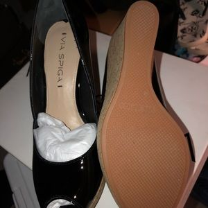 Shoes/wedge